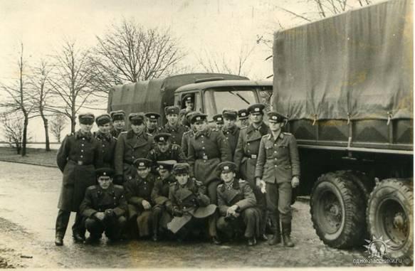 По дороге в Бухенвальд 1972 г, г. Гера.