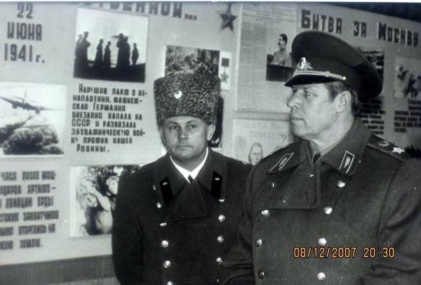 Семёнов и Зайцев.