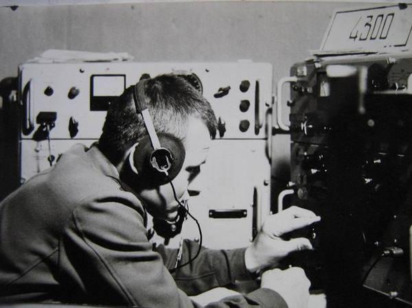 На боевом посту, Торгау, 2 БРП, 1981-83гг.